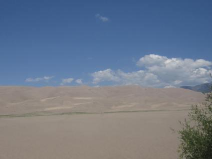 snad dunes