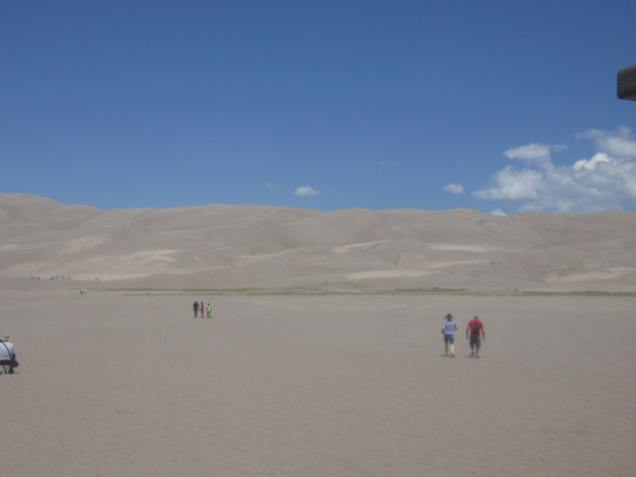 tristin nicolas and kendray sand dunes