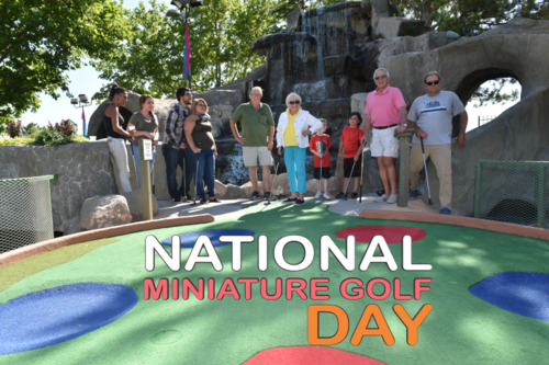 national min golf day